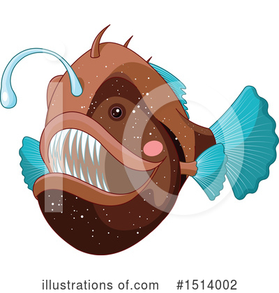 Fish Clipart #1514002 by Pushkin
