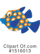 Fish Clipart #1516013 by Alex Bannykh