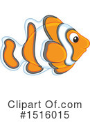 Fish Clipart #1516015 by Alex Bannykh
