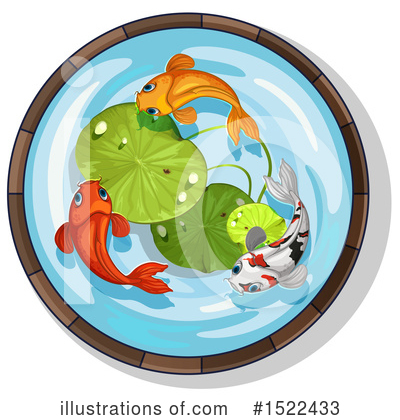 Fish Clipart #1522433 by Graphics RF