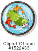 Royalty-Free (RF) Fish Clipart Illustration #1522433