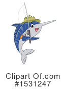 Fish Clipart #1531247