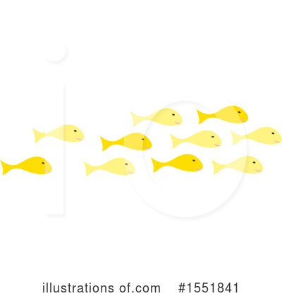 Fish Clipart #1551841 by Cherie Reve