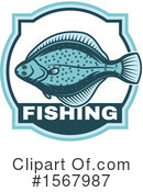 Fish Clipart #1567987 by Vector Tradition SM