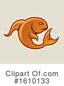 Fish Clipart #1610133 by cidepix
