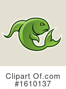 Fish Clipart #1610137 by cidepix