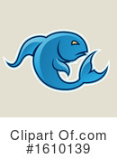 Fish Clipart #1610139 by cidepix