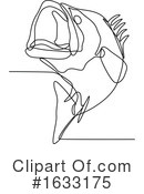 Fish Clipart #1633175 by patrimonio