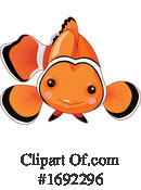Fish Clipart #1692296 by Pushkin