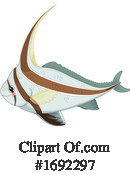 Fish Clipart #1692297 by Pushkin