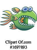 Fish Clipart #1697893 by Zooco