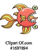 Fish Clipart #1697894 by Zooco