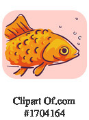 Fish Clipart #1704164 by BNP Design Studio