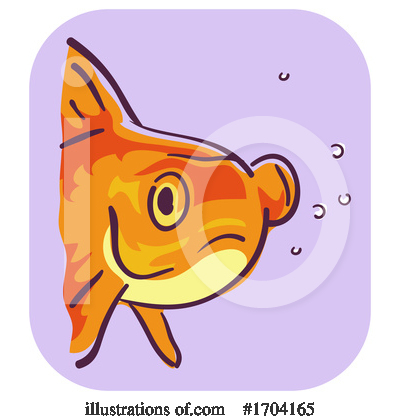 Royalty-Free (RF) Fish Clipart Illustration by BNP Design Studio - Stock Sample #1704165