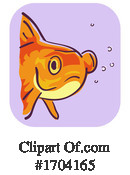 Fish Clipart #1704165 by BNP Design Studio