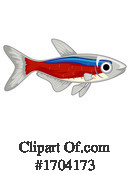 Fish Clipart #1704173 by BNP Design Studio