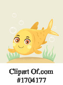 Fish Clipart #1704177 by BNP Design Studio