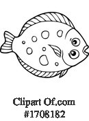 Fish Clipart #1708182 by visekart