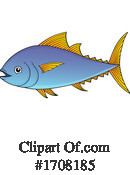 Fish Clipart #1708185 by visekart