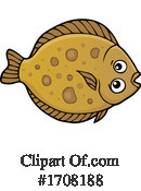 Fish Clipart #1708188 by visekart