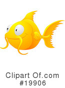 Fish Clipart #19906 by AtStockIllustration