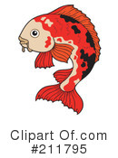 Fish Clipart #211795