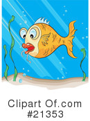 Fish Clipart #21353