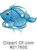 Fish Clipart #217602