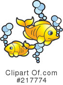 Fish Clipart #217774