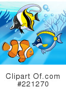 Fish Clipart #221270 by visekart