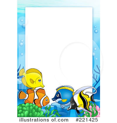 Fish border clip art for Where to buy fishing license near me