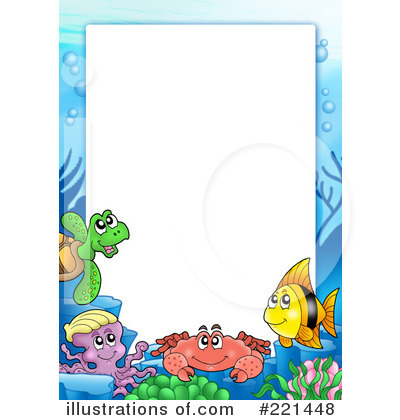 Royalty free rf fish clipart illustration by visekart stock sle
