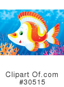 Fish Clipart #30515 by Alex Bannykh