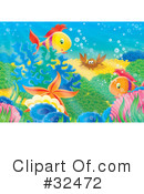 Fish Clipart #32472