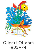 Fish Clipart #32474