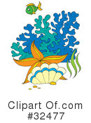 Fish Clipart #32477
