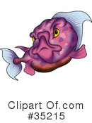 Fish Clipart #35215