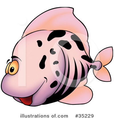 Fish Clipart #35229 by dero