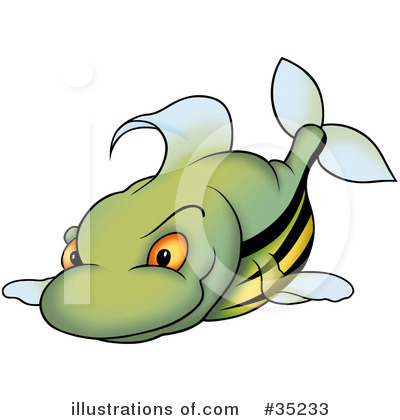Fish Clipart #35233 by dero