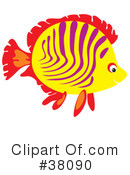 Fish Clipart #38090 by Alex Bannykh