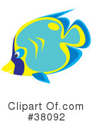 Fish Clipart #38092 by Alex Bannykh