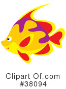 Fish Clipart #38094 by Alex Bannykh
