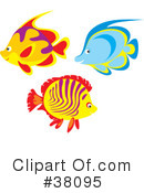 Fish Clipart #38095 by Alex Bannykh
