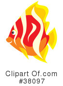 Fish Clipart #38097 by Alex Bannykh