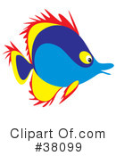 Fish Clipart #38099 by Alex Bannykh