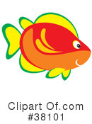 Fish Clipart #38101 by Alex Bannykh
