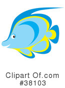 Fish Clipart #38103 by Alex Bannykh