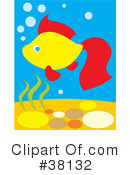 Fish Clipart #38132 by Alex Bannykh