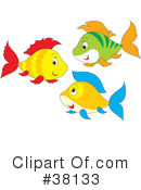 Fish Clipart #38133 by Alex Bannykh