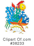 Fish Clipart #38233 by Alex Bannykh